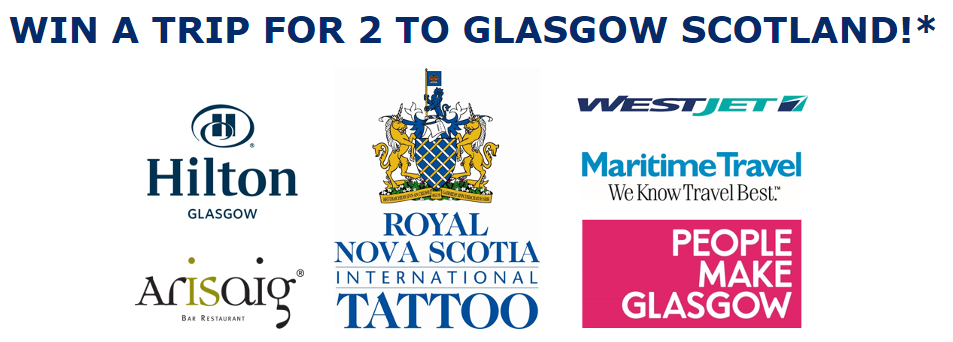 Glasgow Trip Contest